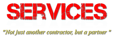 andrews concrete services header image